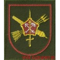 Шеврон 5 Зенитная ракетная бригада приказ 300