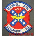 Нашивка Maxweell afb composite sq