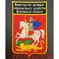Нашивка Министерство ЖКХ Московской области