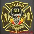 Нашивка Squad Yonkers NY