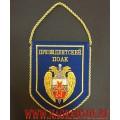Вымпел с эмблемой Президентского полка