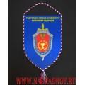 Вымпел с эмблемой Центра специальной физической подготовки ФСБ России