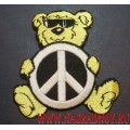 Нашивка Медвежонок пацифист