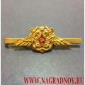 Зажим для галстука с эмблемой ВМФ России