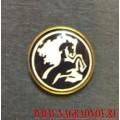 Фрачный значок с эмблемой СК РК ВВ МВД России