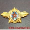Эмблема Президентского полка на пилотку
