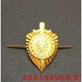 Эмблема петличная Киргизия