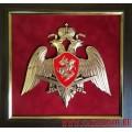 Плакетка с эмблемой Национальной гвардии России