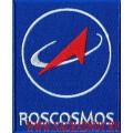 Нашивка ROSCOSMOS