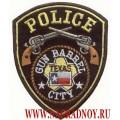 Нашивка Полиция штата Техас