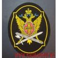 Шеврон Федеральной службы испонения наказаний России