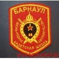Шеврон Барнаул кадетская школа