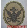 Нарукавный знак сотрудников ФСИН для полевой формы
