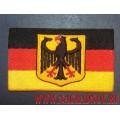 Нашивка Правительственный Флаг Германии