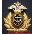 Кокарда ВМФ офицерская на фуражку