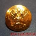 Пуговица Герб России без ободка 14 мм