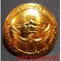 Пуговица с гербом Республики Киргизия большая