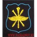 Шеврон Командование ВКС России для офисной формы