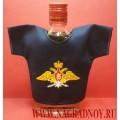 Рубашка-сувенир с вышитой эмблемой ВКС России