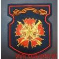 Шеврон 136 ОРБ Таманской дивизии парадный