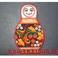 Нашивка Матрешка Russia