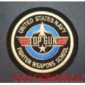Нашивка TOP GUN