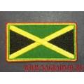 Нашивка Флаг Ямайки