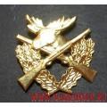 Кокарда Егерская служба