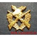 Петличная эмблема Егерская служба