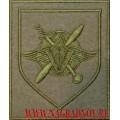 Шеврон 196 гвардейского Военно-транспортного авиационного полка для полевой формы