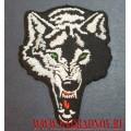 Нашивка Злой волк