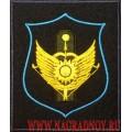 Шеврон учебного центра ССО РФ