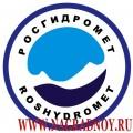 Нарукавный знак сотрудников Росгидромета