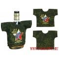 Рубашка-сувенир 23 Февраля Служу Отечеству