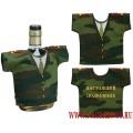 Рубашка-сувенир Настоящий полковник ВС РФ