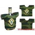 Рубашка-сувенир с эмблемой Пограничной службы ФСБ России