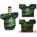 Рубашка-сувенир с эмблемой ВДВ