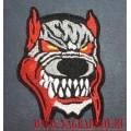 Нашивка Злой пёс