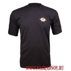 Футболка с эмблемой Военно-морского флота России