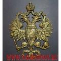 Герб России из бронзы