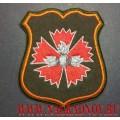 Нашивка на рукав военнослужащих Главного разведывательного управления Генштаба ГУ ГШ