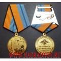Медаль МО РФ За службу в Космических войсках