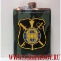 Фляжка с эмблемой СЗГТ ВС РФ