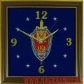 Настенные часы с символикой Управления К ЦСН ФСБ