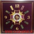 Часы настенные Внутренние войска МВД России