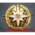 Эмблема петличная МЧС России