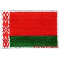 Нашивка Флаг Республики Беларусь
