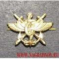 Петличная эмблема Органы ВОСО