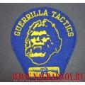 Нашивка с термоклеем GUERRILLA TACTICS