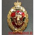 Нагрудный знак Лучший сотрудник спецподразделений МВД